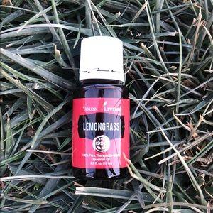 New! Lemongrass Young Living essential oil